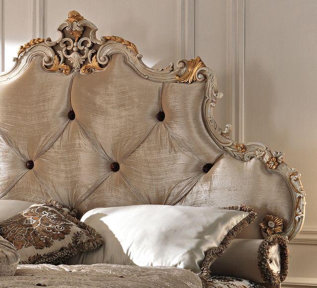Paris Collection Rococo Silk Bed