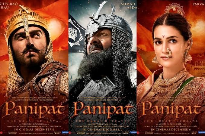 Panipat Movie 2019 Latest Updates Movies 2019 Download Movies Panipat