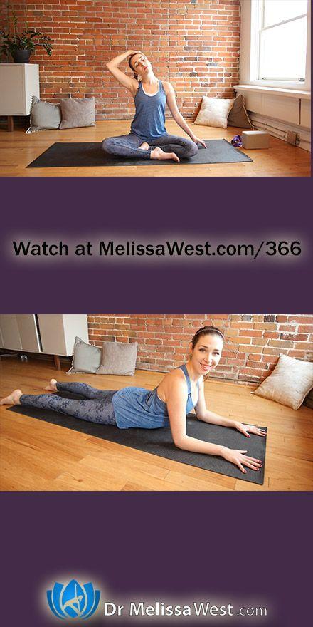 Beginner Yin Yoga – 45 min Full Body Stretch: Episode 366