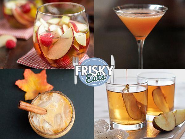 The Frisky - Frisky Eats: 15 Toasty Autumnal Cocktails To Celebrate The Season