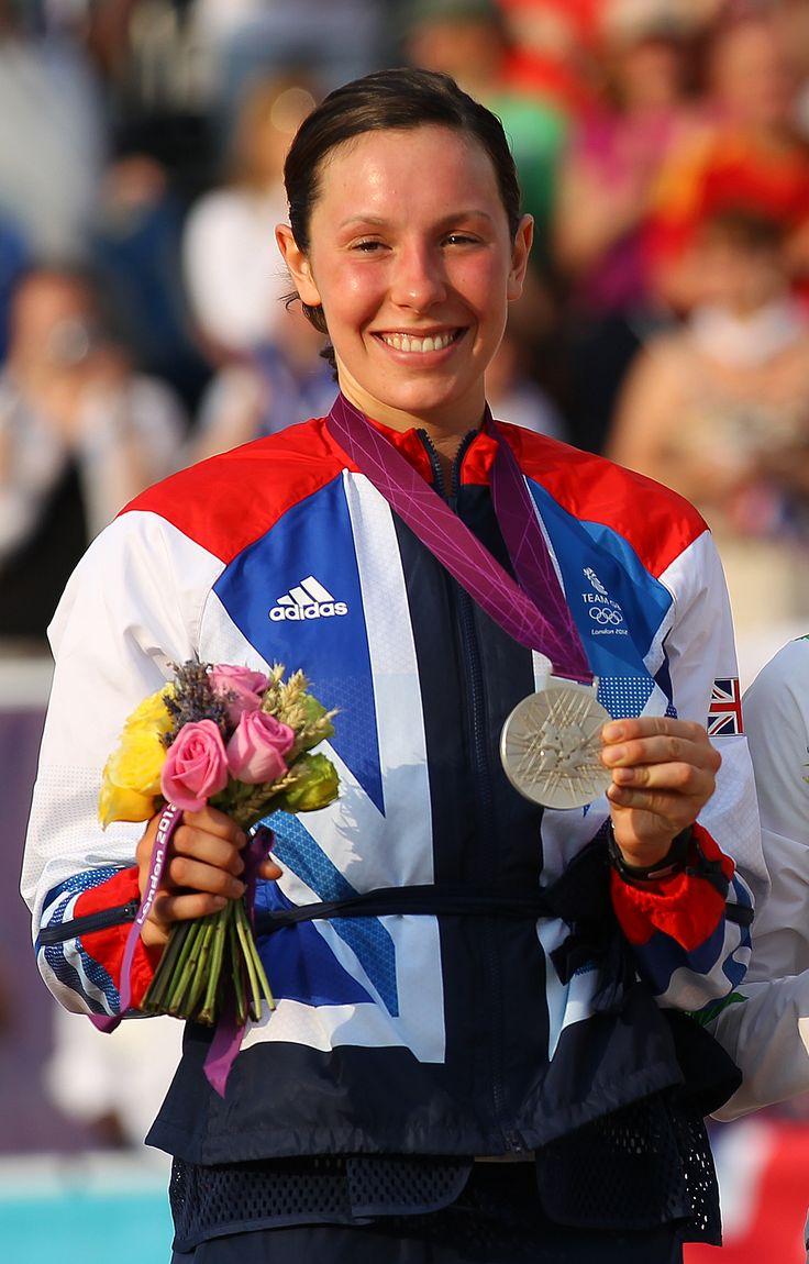 Samantha Murray- Silver Medallist in Modern Pentathlon