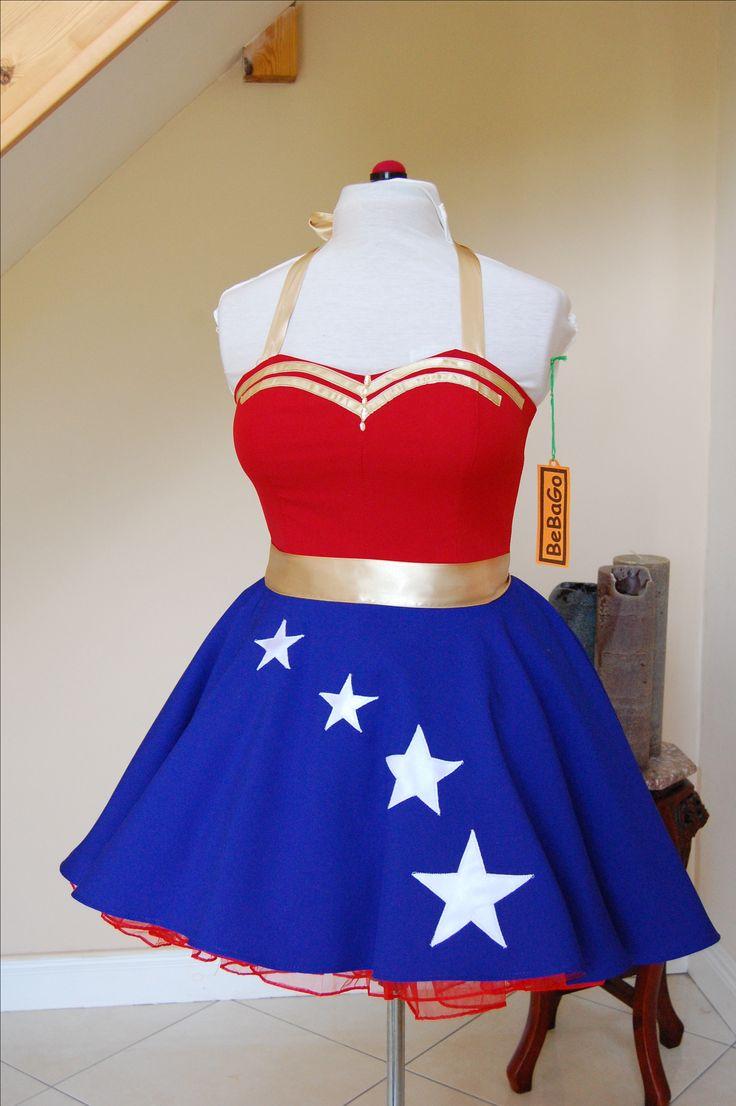 wonder woman dress #comics #wonderwoman #supergirl #comiccon