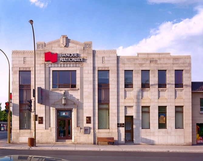 Scotiabank CONTACT Photography FestivalBuilt To Last: Montreal's Enduring Architecture