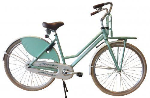 Hollandrad Damen 28 Zoll Paris mint-grün: Amazon.de: Sport & Freizeit