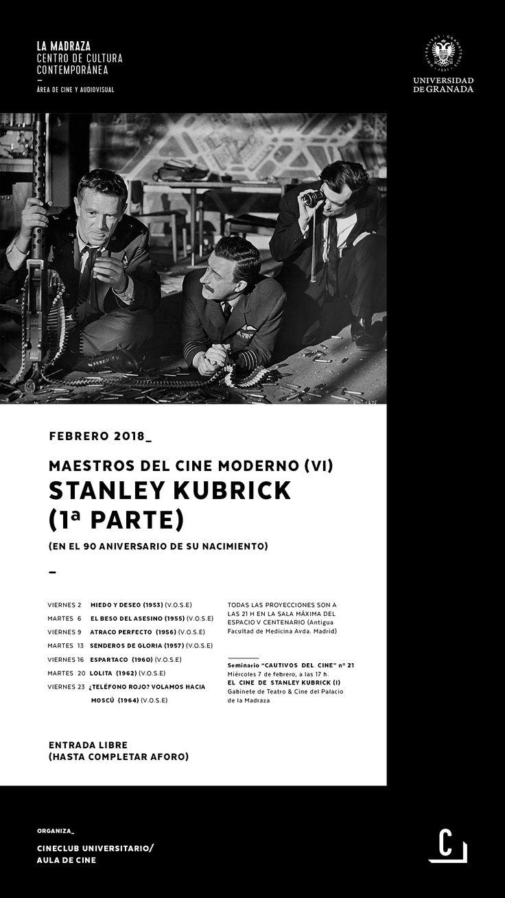 Mejores 11 imágenes de Maestros del cine moderno (VI): Stanley ...