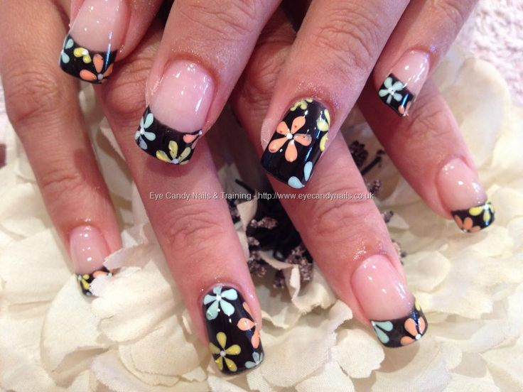 candy nail art | Salon Nail Art Photo By Elaine Moore@ eye candy. | Eye Candy Nails ...