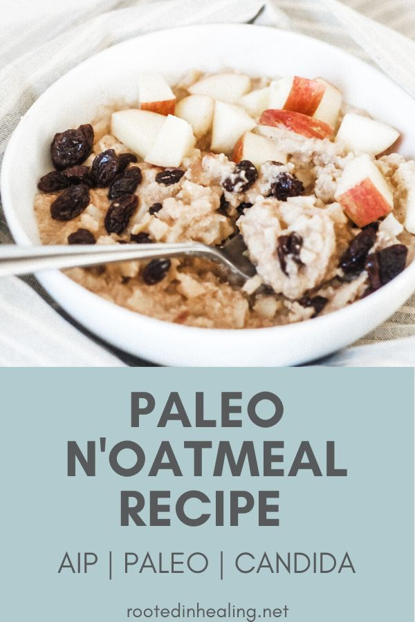 Paleo Diet Oatmeal Paleo Oatmeal Autoimmune Paleo Recipes Recipes