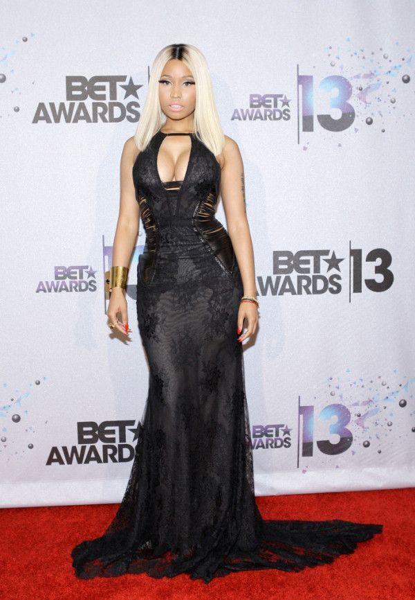 Fabulously Spotted: Nicki Minaj Wearing John Hardy - 2013 BET Awards - http://www.becauseiamfabulous.com/2013/07/nicki-minaj-wearing-john-hardy-2013-bet-awards/