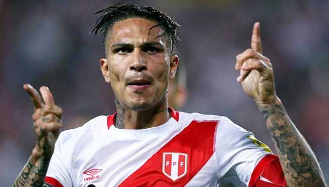 Peru striker Guerrero suspended by FIFA after doping test   Guerrero the teams captain had helped Peru finish fifth in the South American qualifying group to win a playoff place against the All Whites.  LIMA: FIFA has suspended Peruvian striker Paolo Guerrero for 30 days because of an adverse result in a recent anti-doping test the Peruvian Football Federation said on Friday  a blow to Perus bid to qualify for the World Cup for the first time since 1982.  Guerrero the teams captain had…