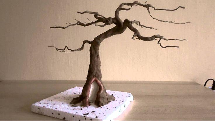 jak zrobić coś z niczego: drzewko bonsai