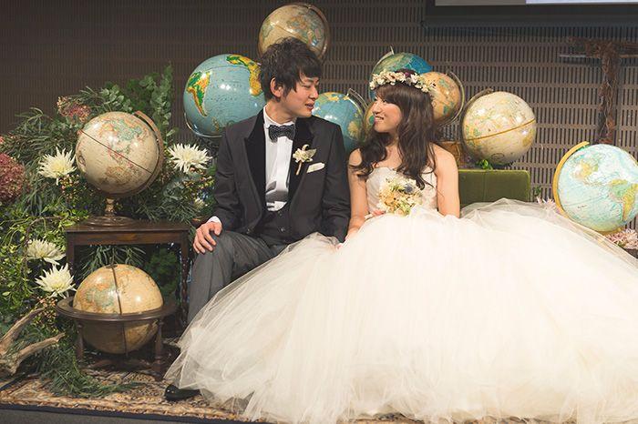 Touch the WORLD | crazy wedding (クレイジーウェディング)