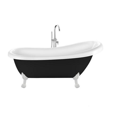 1000 id es sur le th me baignoire sur pattes sur pinterest baignoires baignoire sur pied et. Black Bedroom Furniture Sets. Home Design Ideas