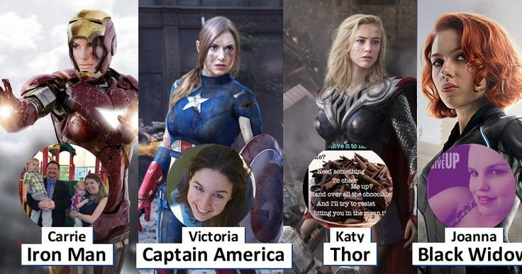 Who would be in your Avengers team?