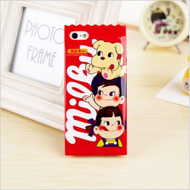 chocolate milky snack japan japanese iphone case cover cute awesome