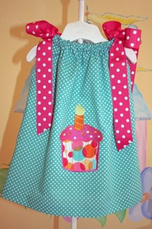 Cute first birthday dress!