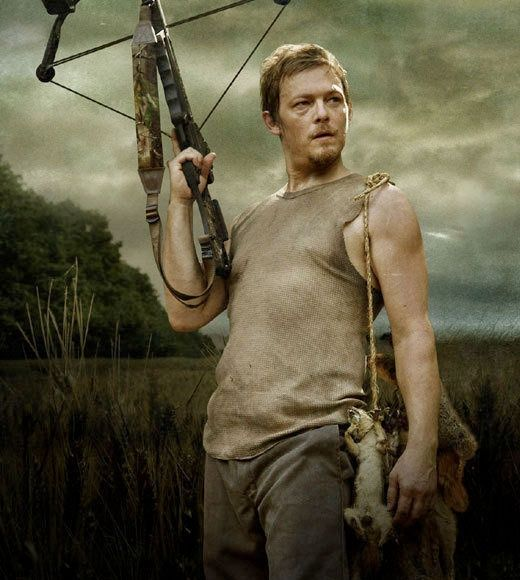 Who doesn't love Daryl?