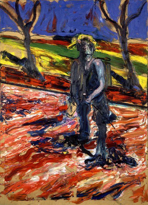 Vincent Van Gogh Critique
