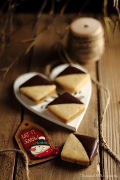 Biscotti alle nocciole e crema gianduia | Formine e Mattarello