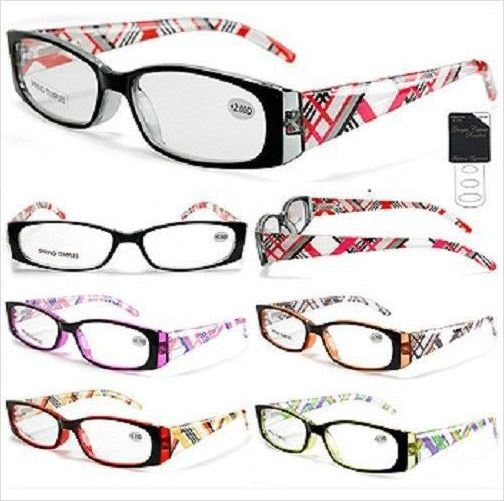 Reading Glasses for Women Colorful Designs - Fashionable on eBid