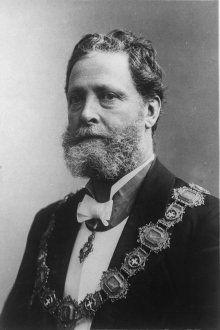 Karl Lueger, photograph, c. 1900