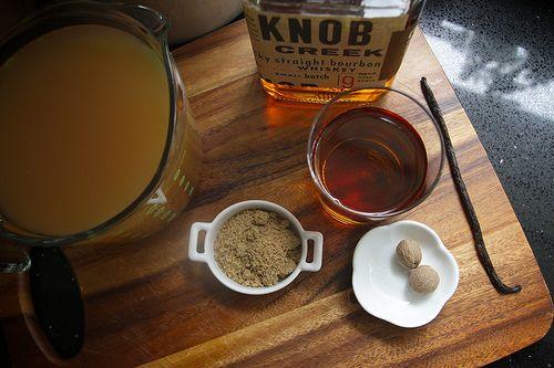 Hot Vanilla Cider | Tasty sweet treats | Pinterest
