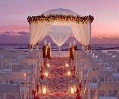 Strand bruiloft ( Locatie; Scheveningen )