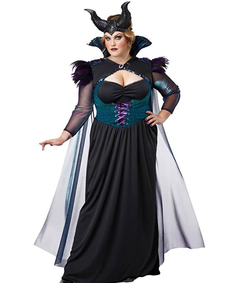 more ideas storybook sorceress womens plus size costume - Halloween Costume Plus Size Ideas