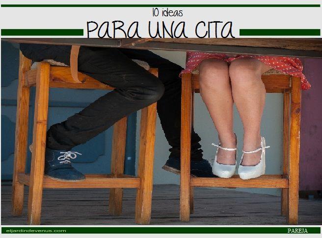 10 ideas para una cita http://www.eljardindevenus.com/pareja/10-ideas-para-una-cita/