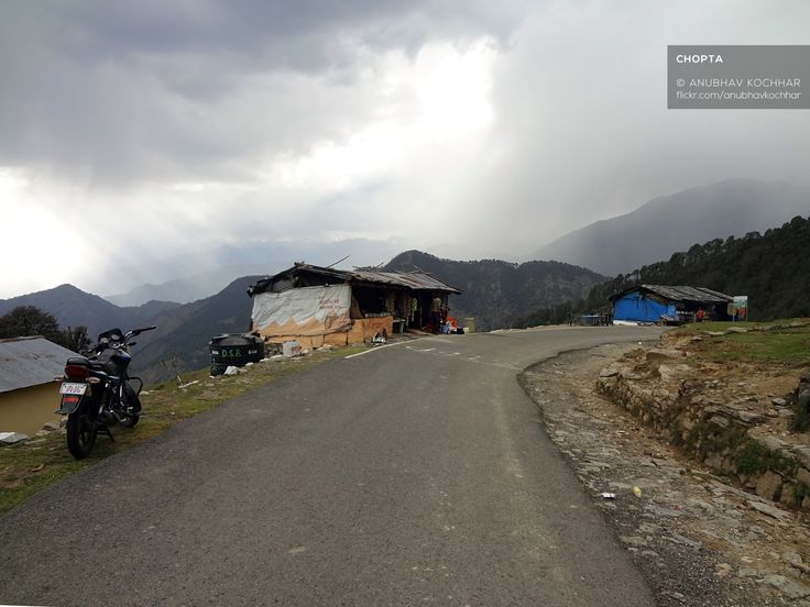 Chopta is a village located in Uttarakhand. At an elevation of 2,680 metres, chopta is an unspoiled natural destination lying in the lap of the Uttarakhand Himalayas and offers views of the imposing Himalayan range.