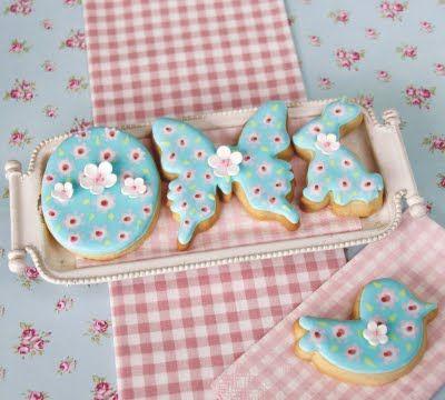 Spring/Easter cookies