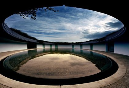 Benesse House Museum à Naoshima (Japon) réalisation de l'architecte Tadao Andō. http://benesse-artsite.jp/en/about/