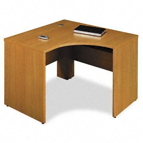 Bush : Quantum Series Left Corner Desk Shell, 47-3/8w x 42-1/8d x 30h, Modern Cherry -:- Sold as 2 Packs of - 1 - / - Total of 2 Each by Bush. $719.98. Bush : Quantum Series Left Corner Desk Shell, 47-3/8w x 42-1/8d x 30h, Modern Cherry  Modular component provides flexibility to create administrative, professional or executive solutions. All-melamine construction with durable Diamond Coat worksurfaces provides superior scratch- and stain-resistance. Protective PVC ed...