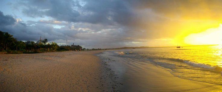 Praia Linda da Gamboa do Morro