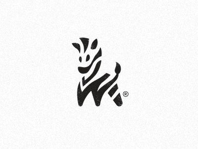 Zebra by simc... plus 25 other great minimal logo designs