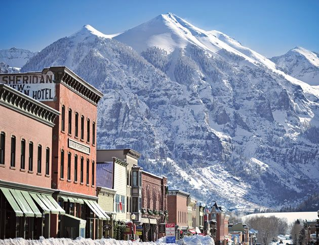 Telluride, Colorado | Telluride Lodging, Specials & Packages, Events, Activities & more. | Telluride, Colorado