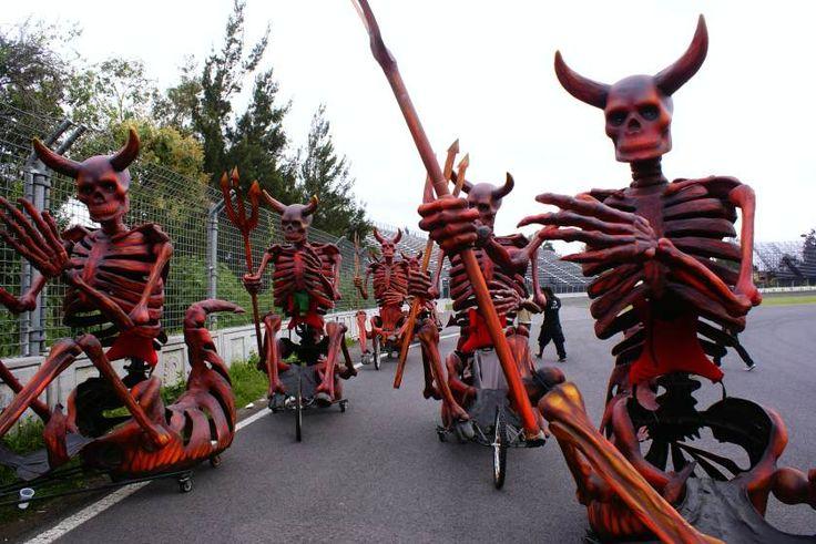 Resultado de imagen para desfile dia de muertos