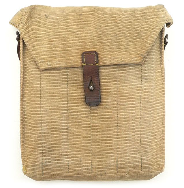 Early FJ MP38/40 six-cell magazine pouch