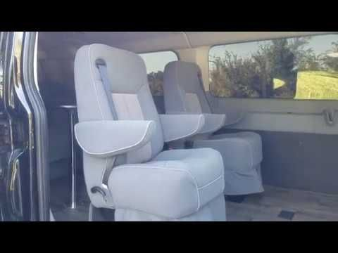 Ford Transit Custom Conversion Van