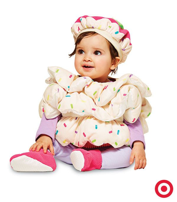 a halloween costume as sweet as your baby this cupcake costume is soft cuddly - Halloween Costume Cupcake