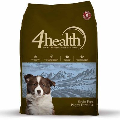 Find 4health Grain-Free Puppy Dog Food, 30 lb. Bag in the Dog Food | Brand : 4health | Pet Type : Dog | Life Stage : Puppy | Flavor : Chicken |