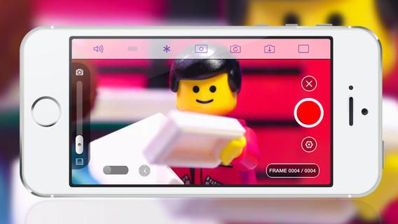 Free stop motion app for the boys to create their own LEGO videos
