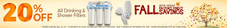 Filtered Shower Head with Wand | Pelican Water