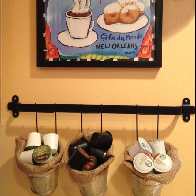 49 best k cup fun images on pinterest treat holder k for Ikea coffee cup holder