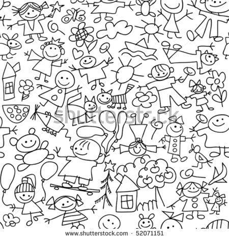 Kids Bedroom Drawing kids drawing stockfoto's, afbeeldingen & plaatjes | shutterstock