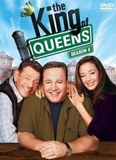 The king of Queens. Me an hubby's favorite show of all time!
