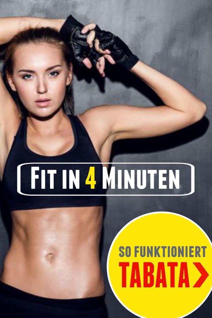 http://eatsmarter.de/blogs/ingo-froboese/fit-in-vier-minuten-das-tabata-trainingEin Workout, das nur vier Minuten dauert, aber trotzdem optimale Fett- und Kalorienverbrennung verspricht? Fitness-Doc Ingo Froböse stellt das Tabata-Training vor und erklärt, wie sich das Power-Workout auch zu Hause ganz einfach nachmachen lässt.