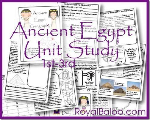 25+ best ideas about Ancient egypt activities on Pinterest ...
