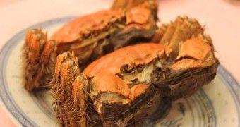 Popular Braised Hairy Crabs