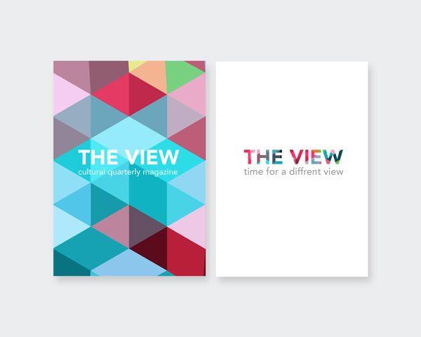 The View by Wael Saad, via Behance