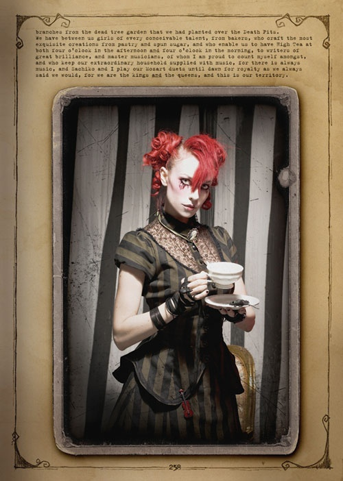 Emilie Autumn The Asylum For Wayward Victorian Girls: 30 Best Images About Shows Books Music And Movies I Love